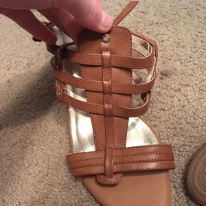 Tommy Hilfiger Strappy Wedges